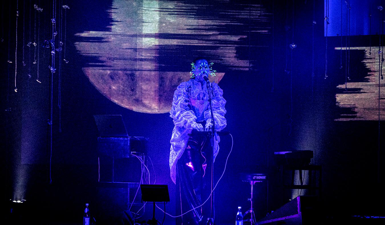 Delhia de France live in concert at Kulturzentrum Neun, Germany I Photo by Florian Schneider